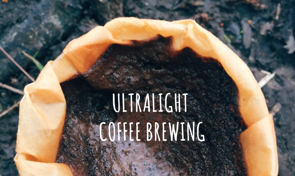 Ultralight Coffee Brewing