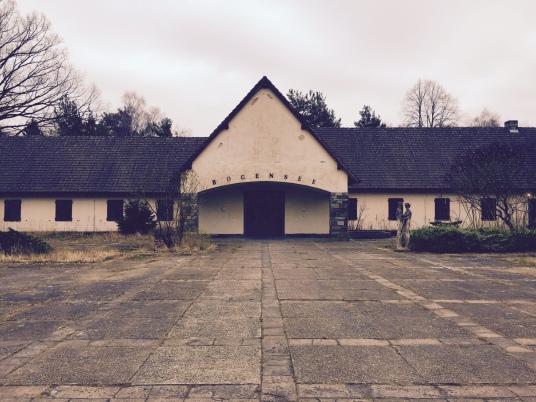 Goebbels' Villa am Bogensee