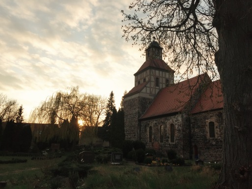 church in Wildenbruch