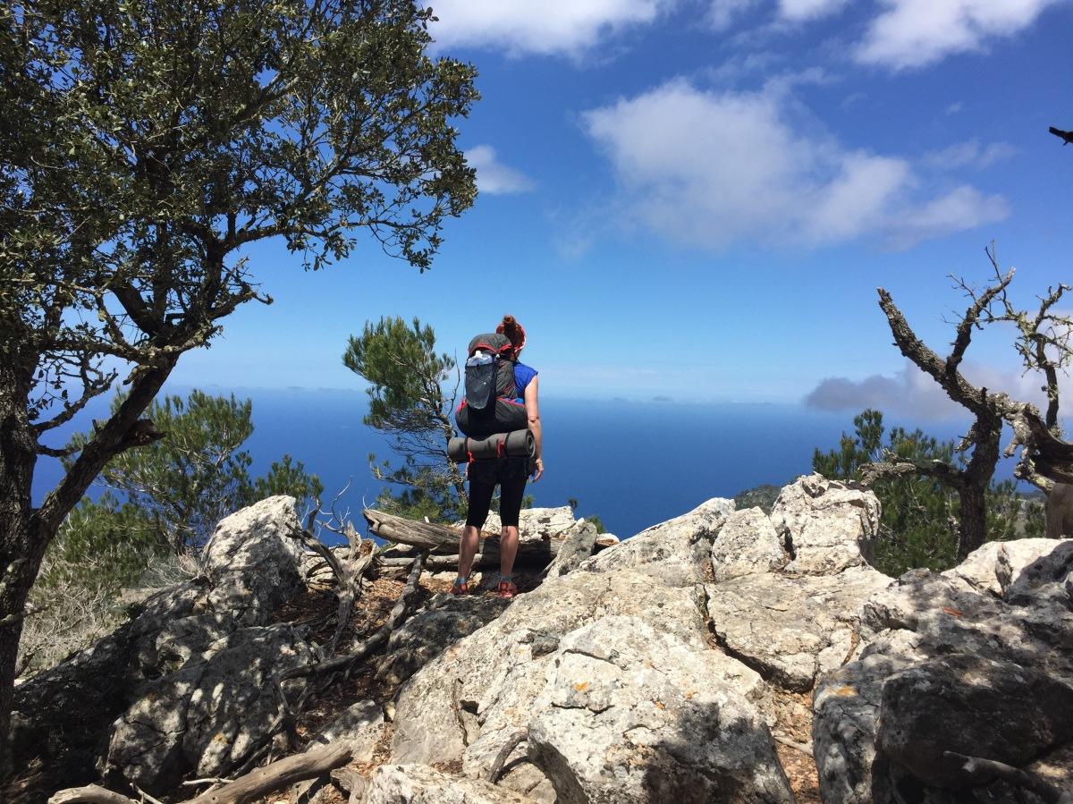 Serra de Tramuntana GR 221: Esporles - Son Moragues