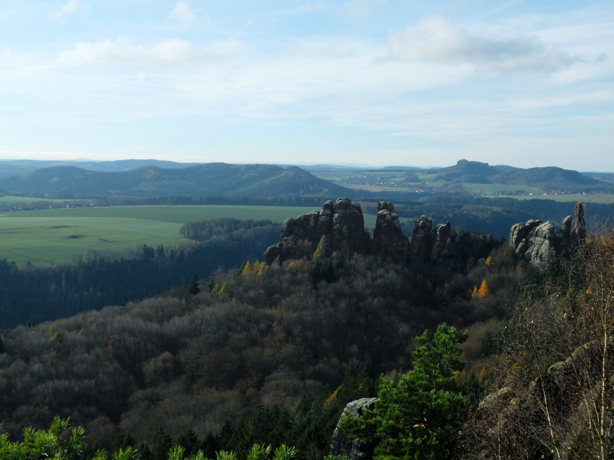 Saxon Switzerland Hike: Those Mythical German Forests