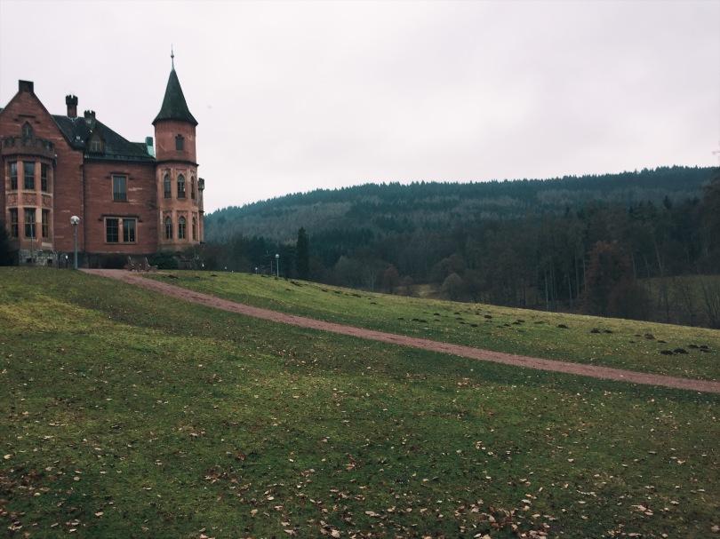 Schloss Waldleinigen