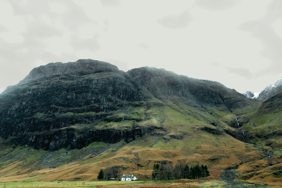 Scottish Highlands: Magical Mystery Tour Near Glencoe