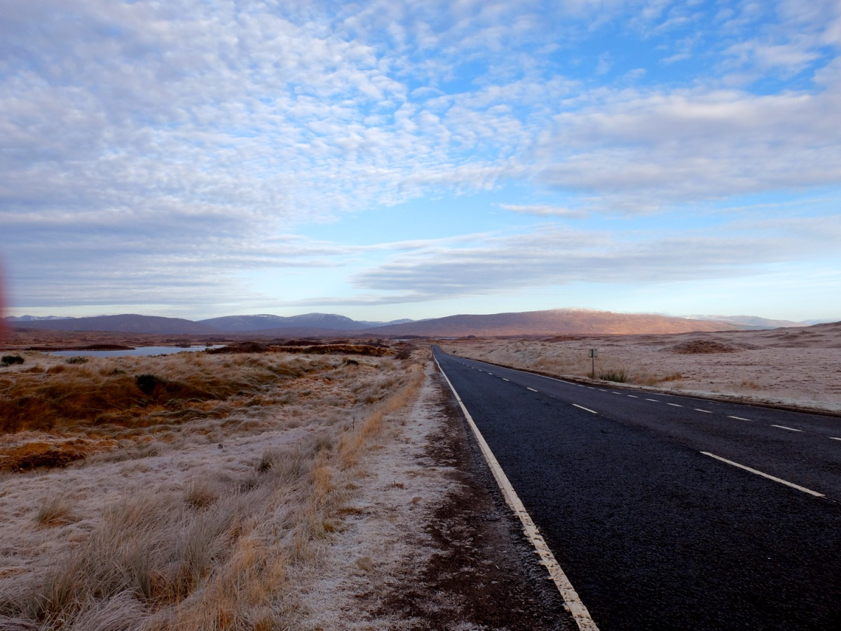 Scottish Highlands: A Roadtrip Through Light