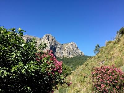 GR 249 Gran Senda de Malaga, Ardales - El Chorro