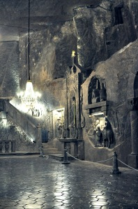 Wieliczka Salt Mine Krakow