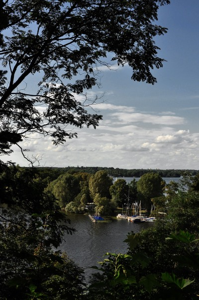 Havelhöhen Havelhöhenweg Wannsee Havel Berlin