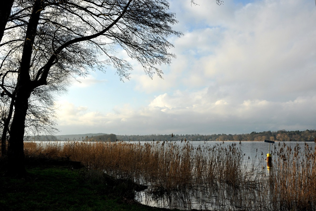 Berlin Day Hike: Wannsee, Düppeler Forst and The First Sunny Hike This Year