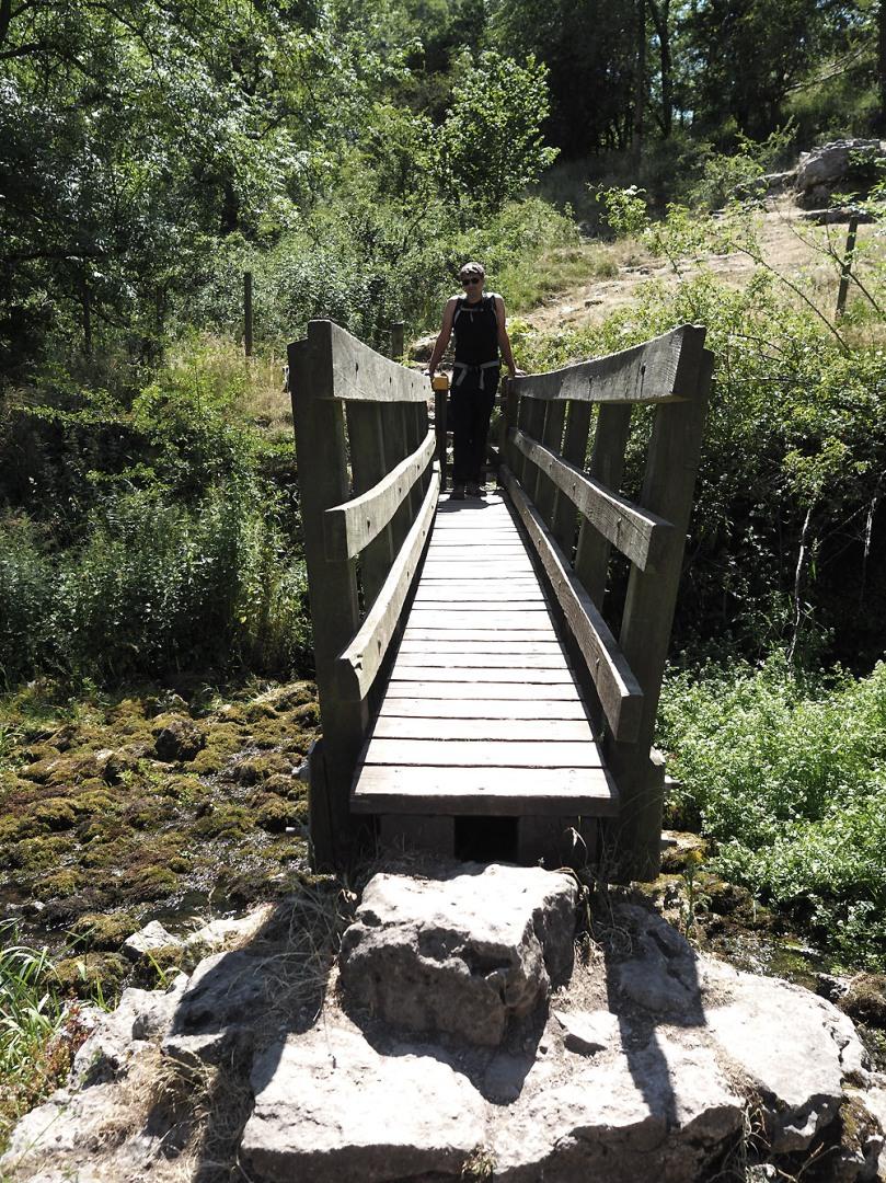 Limestone Trail Peak District