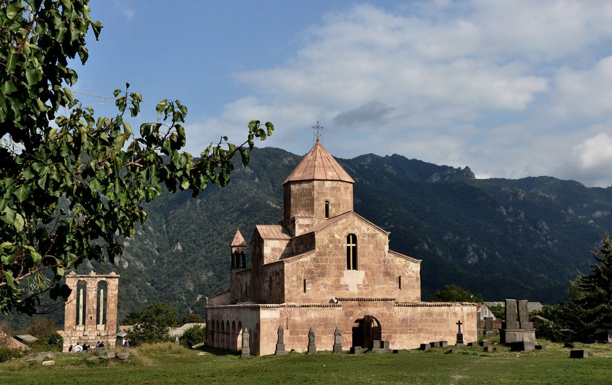 Armenia: The Beautiful Basilica Of Odzun