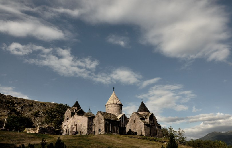 Goshavank Monastery Kloster