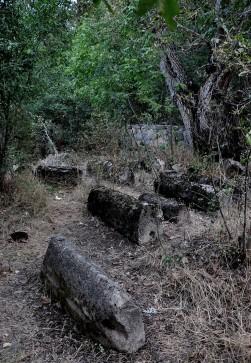 Jewish cemetery Yeggegis