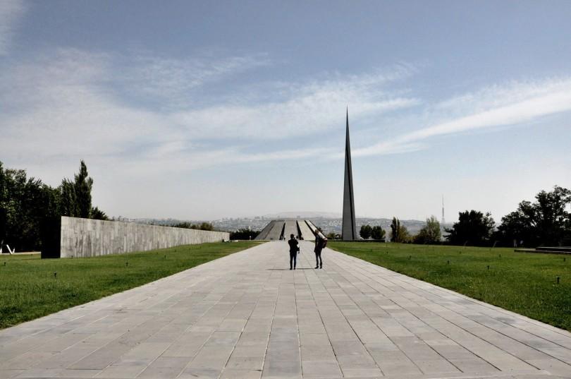 Armenian Genocide Memorial Yerevan