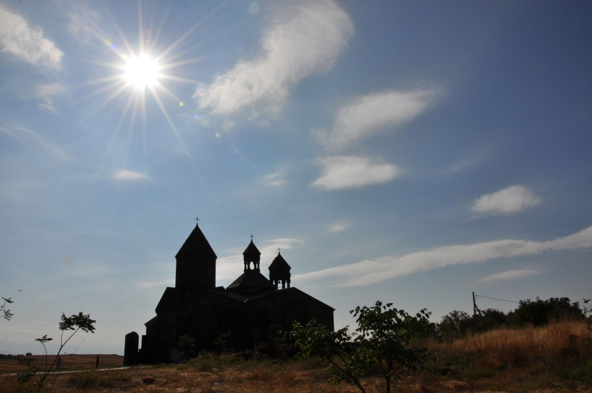 Armenia: Saghmosavank Monastery And The Myth Of The Bearded Virgins