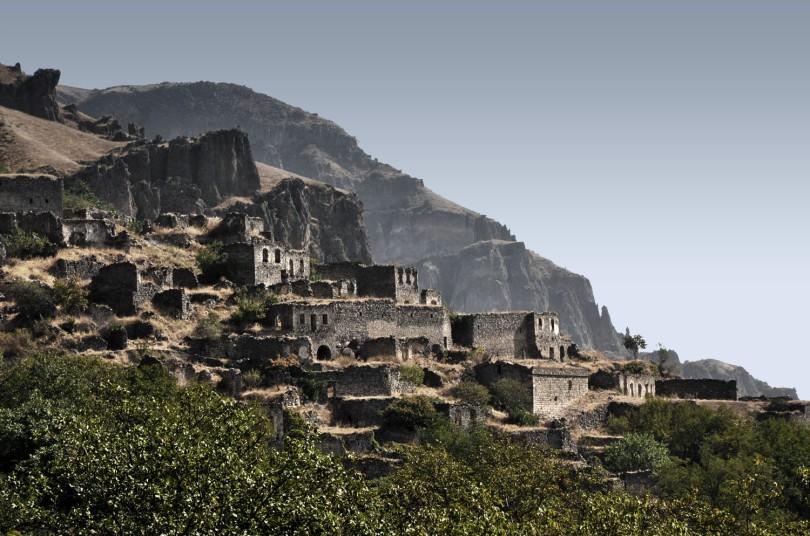 Old Koth Hin Koth Shinuhayr Armenia Machu Picchu