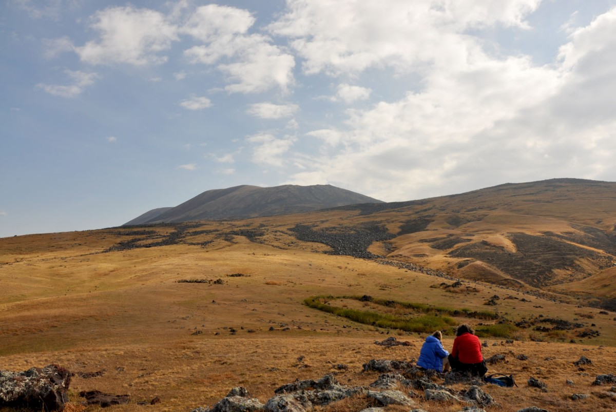 Armenia: The Beauty Of Not Hiking Mount Azhdahak
