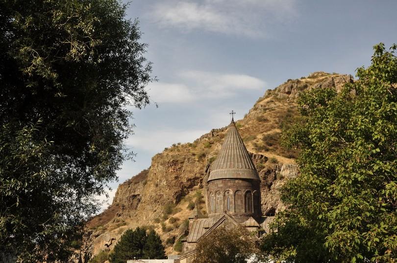 Geghard Monastery Kloster Armenia