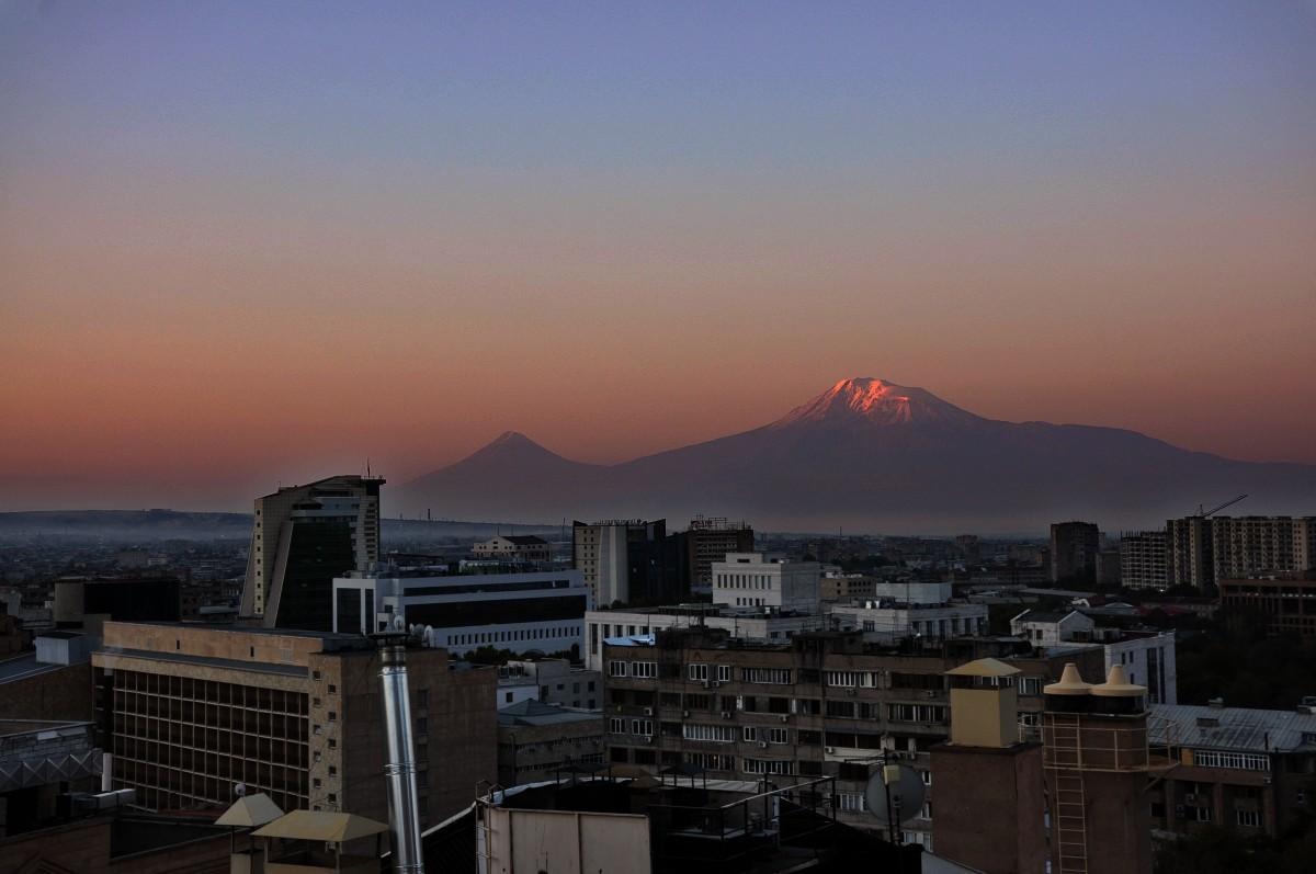 Armenia: Yerevan Architecture And Design In Pictures