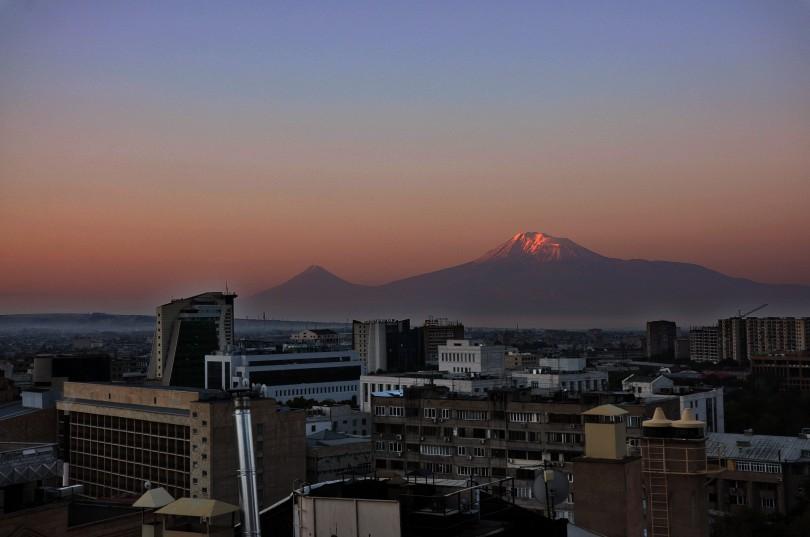 Yerevan Armen Mount Ararat