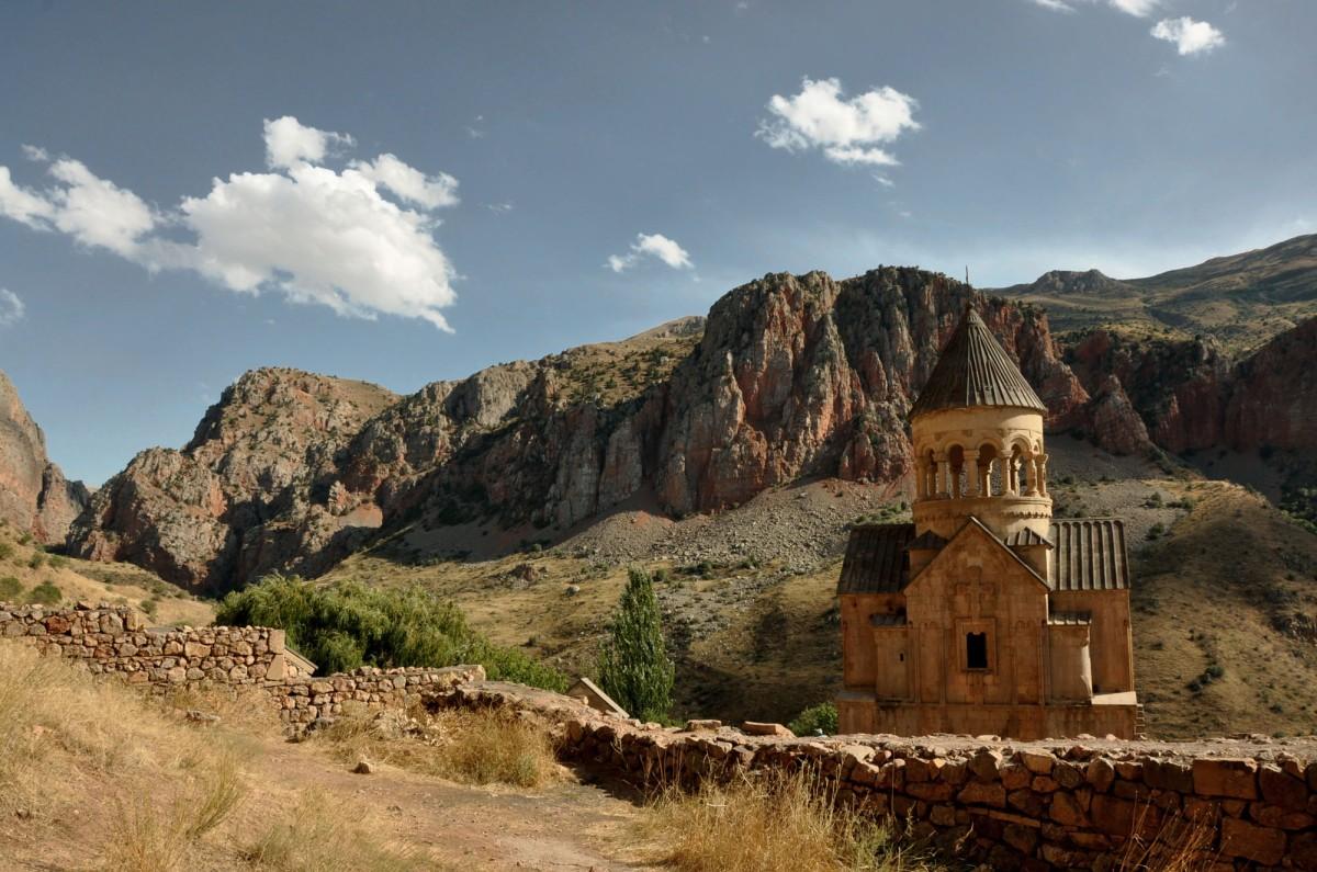 Armenia: A Short Hike To Noravank Monastery