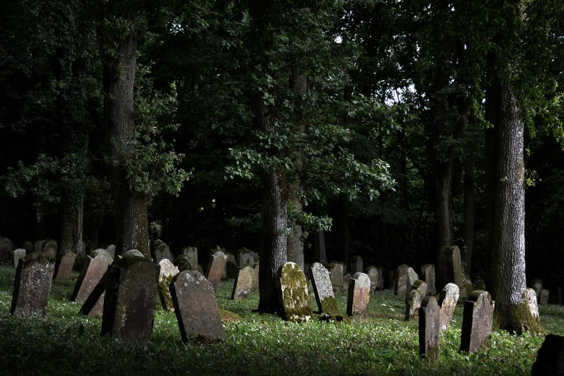 jewish cemetery Berlichingen Jüdischer Friedhof